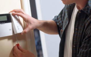 Установка домофона в частном доме своими руками