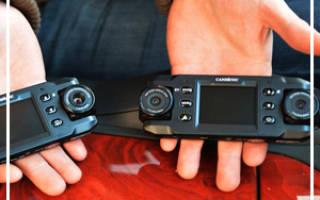 Видеорегистратор на несколько камер