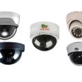 Виды видеокамер для видеонаблюдения