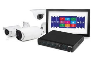 Ресивер для видеокамеры наружного наблюдения