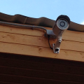Видеонаблюдение на даче без электричества