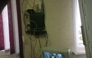Подключение видеорегистратора к компьютеру по локальной сети