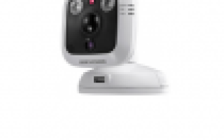 Видеокамера для видеонаблюдения внутренняя