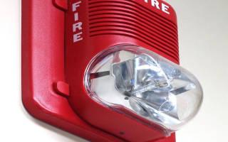 Какой провод используется в пожарной сигнализации?