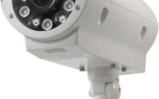 Видеокамера наружного наблюдения уличная беспроводная