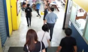Действия персонала при срабатывании пожарной сигнализации