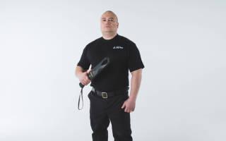 Спецотдел лицензированных частных охранников