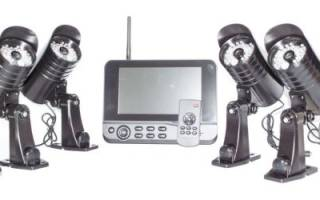 Камера видеонаблюдения для дома без проводов