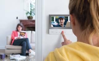 Видеозвонок домофон для квартиры