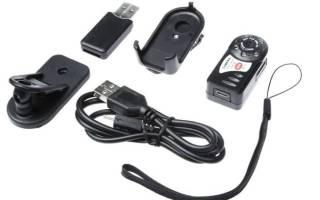 Видеорегистратор на батарейках без проводов питания