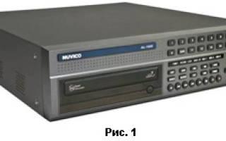 Как подключить видеорегистратор к жесткому диску?