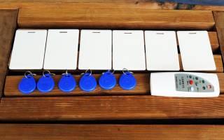 Как сделать копию домофонного ключа?