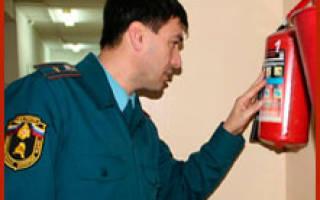 Установка обслуживание систем пожарной сигнализации