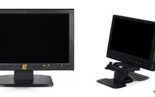 Монитор для аналоговой камеры видеонаблюдения